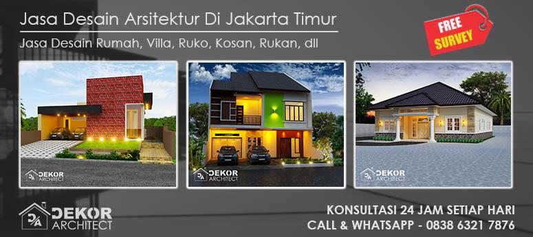 Jasa Desain Arsitektur Di Jakarta Timur