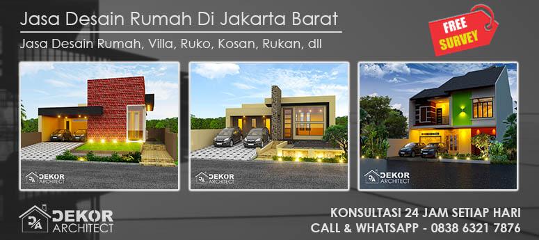 Jasa Desain Rumah Di Jakarta Barat